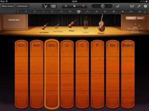 15_GarageBand für Apple iPad