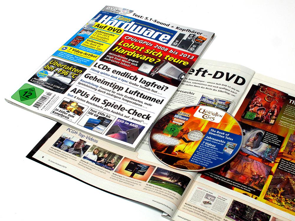 timelapse film jetzt auf heft dvd der zeitschrift pc games hardware. Black Bedroom Furniture Sets. Home Design Ideas