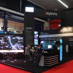 Eyevis Messestand in Amsterdam (Quelle: Eyevis)