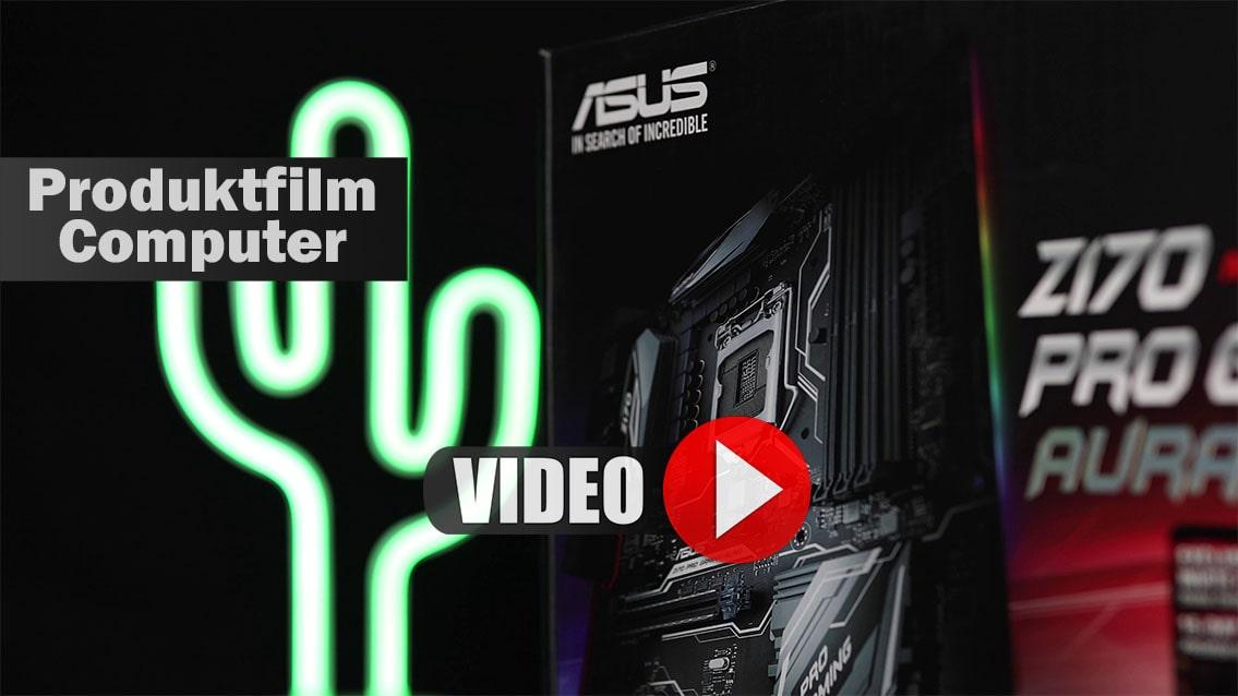 Produktvideo: So funktioniert ein Computer