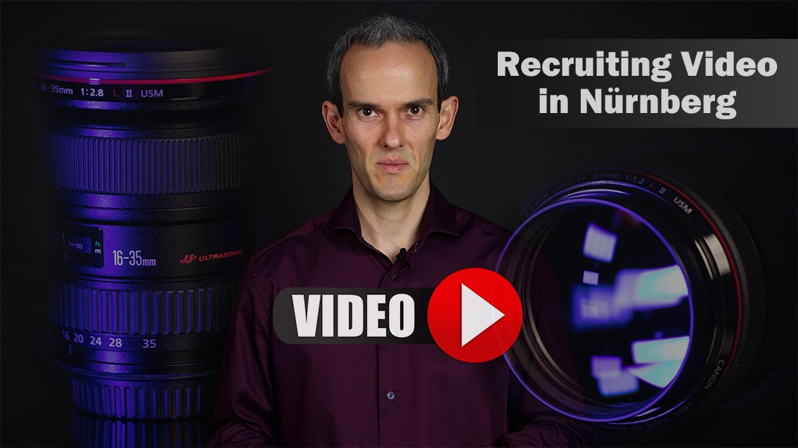 Recruiting Video in Nürnberg erstellen lassen