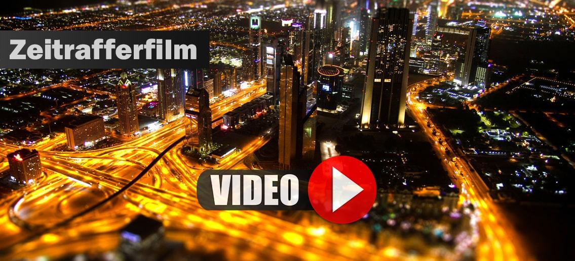 Zeitrafferfilm aus dem Jahr 2013
