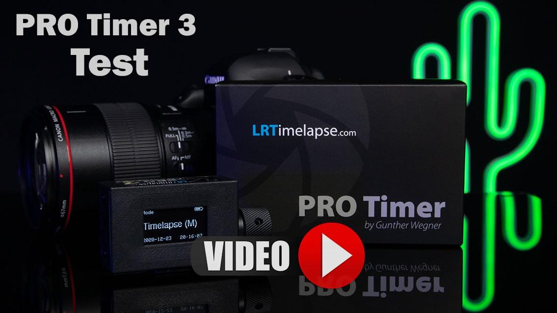 LRTimelapse Pro Timer 3 im Test