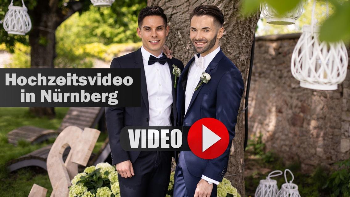 Hochzeitsfilm & Hochzeitsvideo im Raum Nürnberg