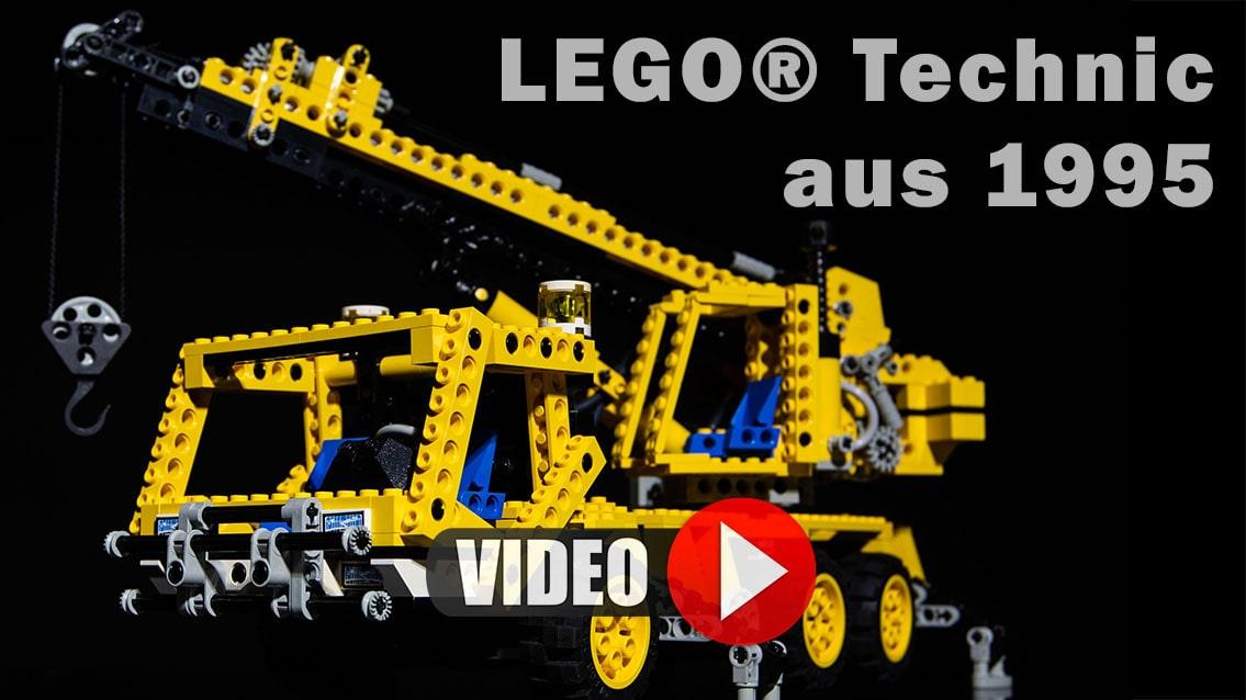 LEGO® Technic Kranwagen 8460
