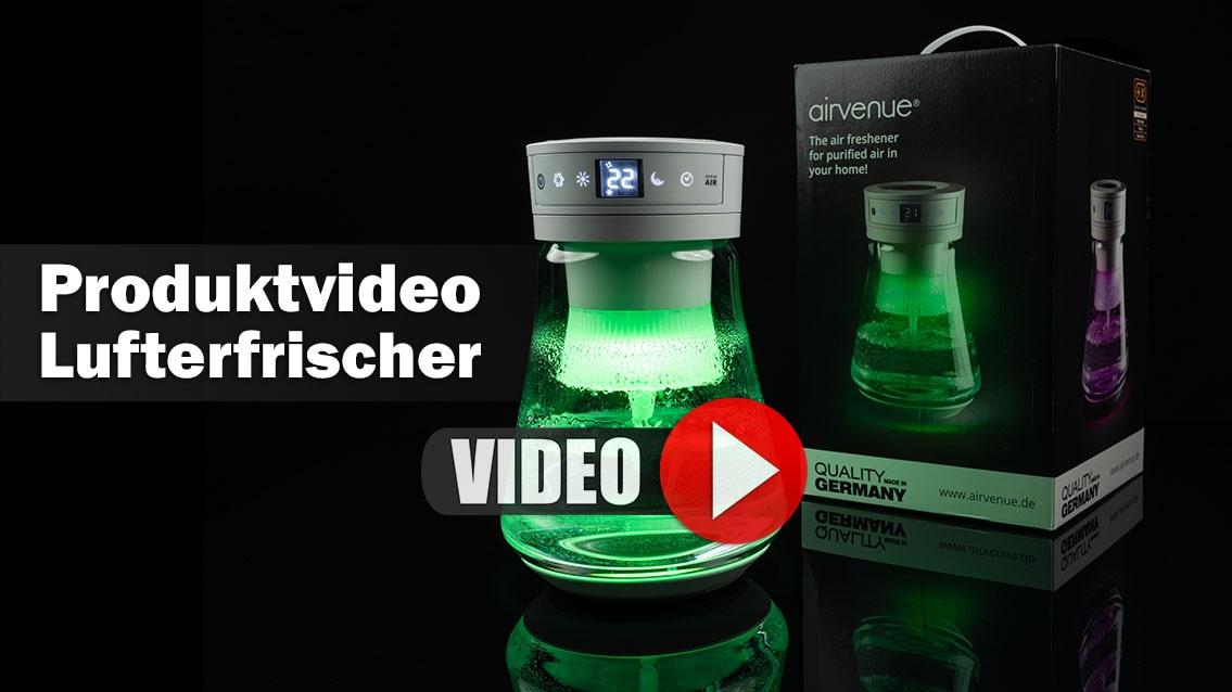 Produktvideo airvenue® Lufterfrischer